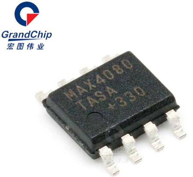 MAX4080TASA+T
