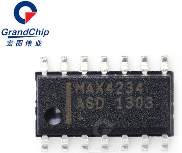 MAX4234ASD+T