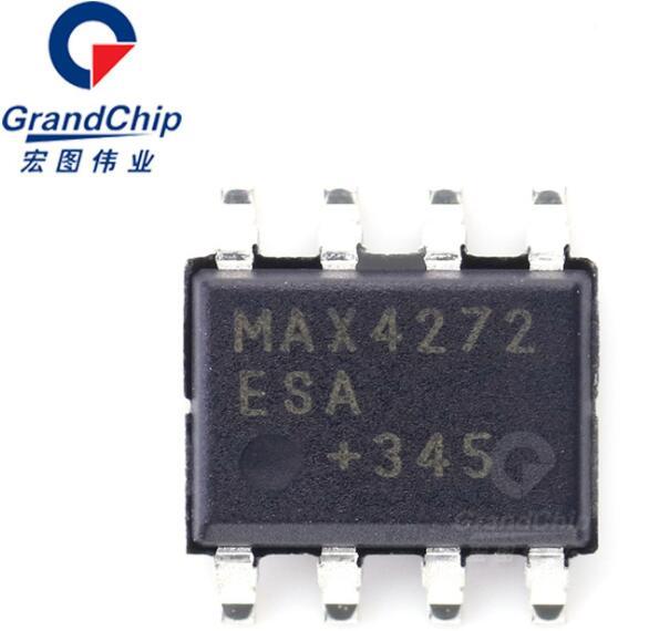 MAX4272ESA+T