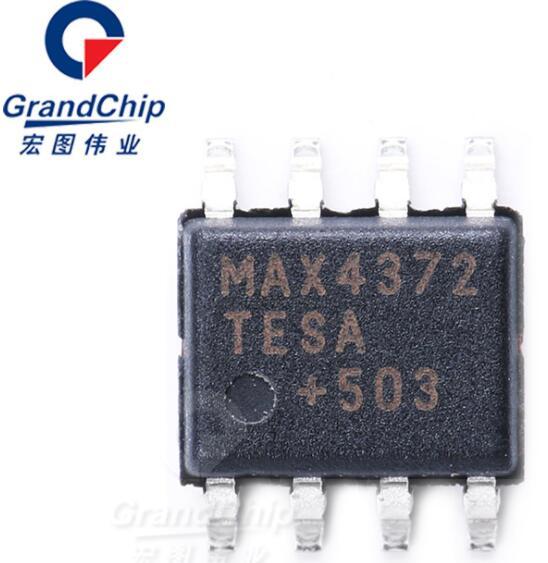 MAX4372TESA+