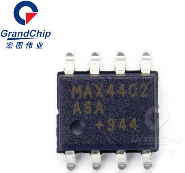 MAX4402ASA+