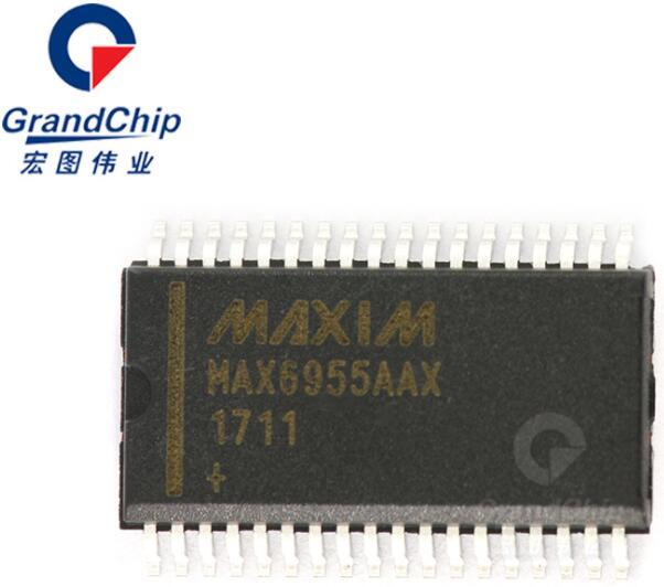 MAX6955AAX+T