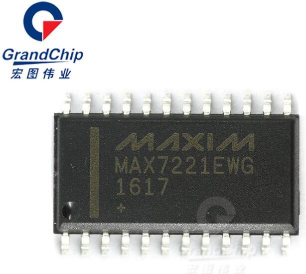 MAX7221EWG+T