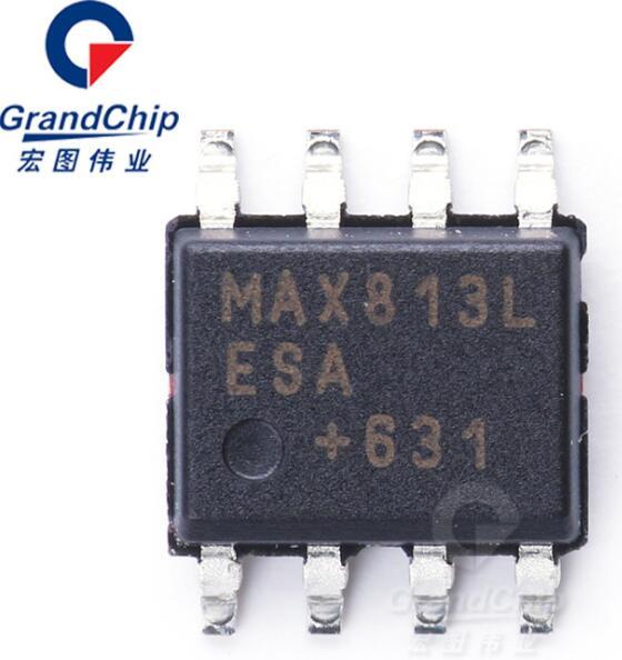 MAX813LESA+T