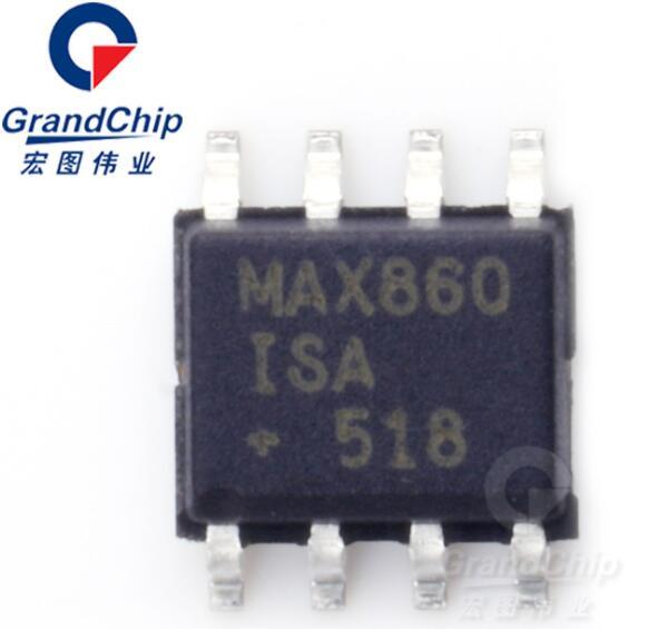 MAX860ISA+T