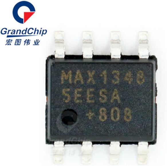 MAX13485EESA+T