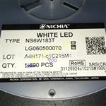 NICHIA日��高亮3W白光大功率5050�N片LED陶瓷�糁� NS6W183T