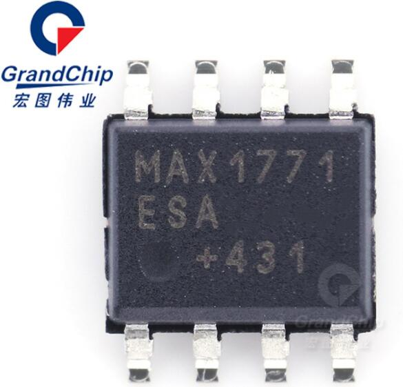 MAX1771ESA+T