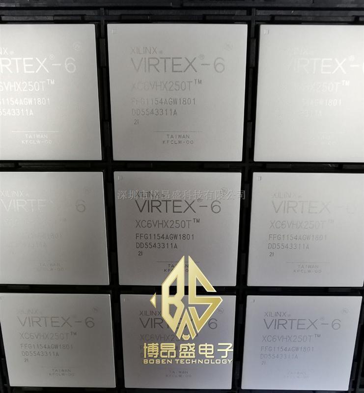 XC6VHX250T-2FFG1154I