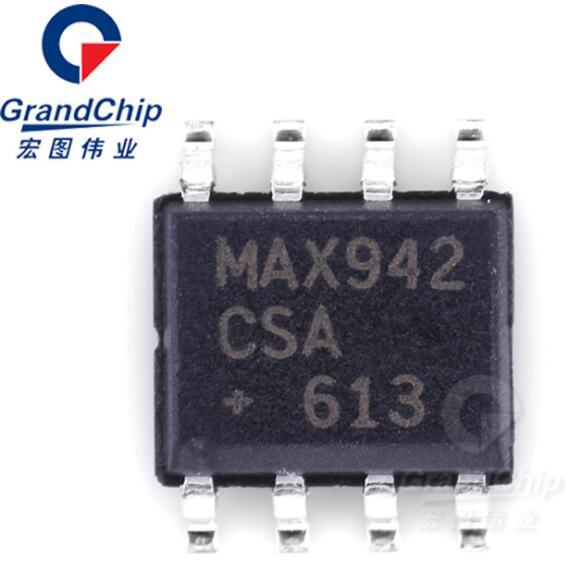 MAX942CSA+T