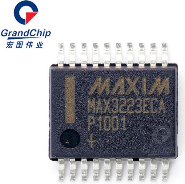 MAX3223ECAP+T