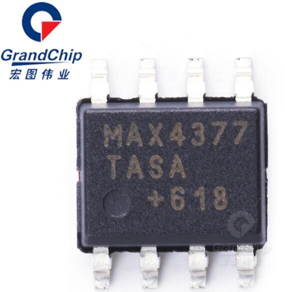 MAX4377TASA+T