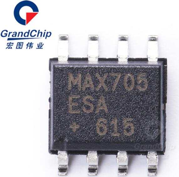 MAX705ESA+T