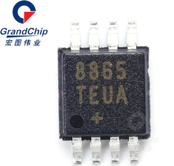 MAX8865TEUA+T