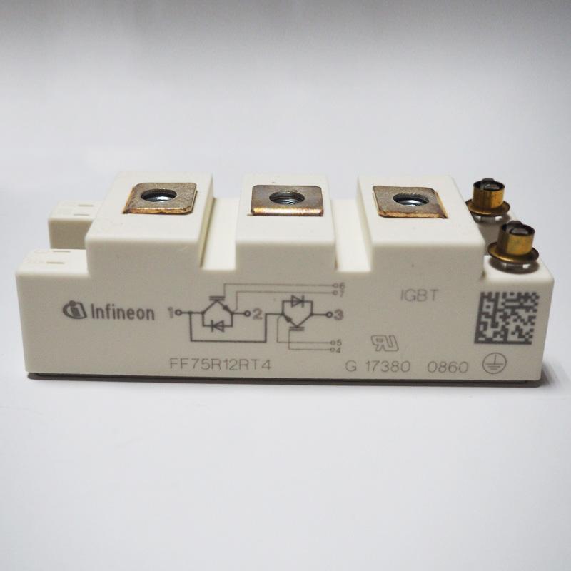 Infineon FF75R12RT4 IGBT模块 1200V 75A