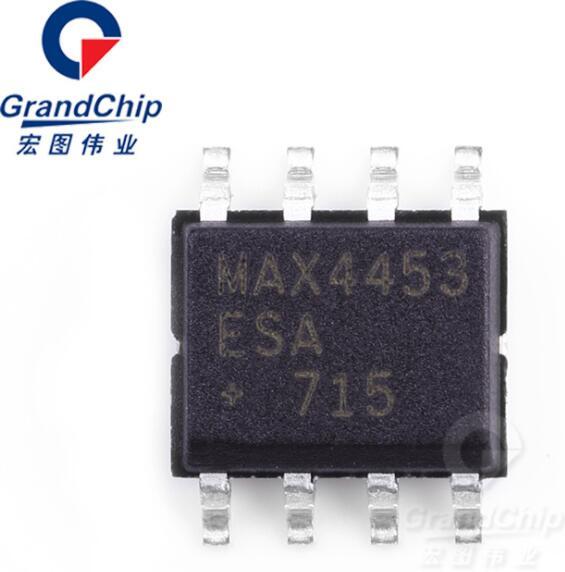 MAX4453ESA+T