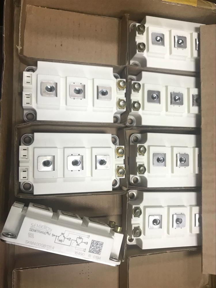 供应【正品】SEMIKRON西门康又名塞米控IGBT模块SKM400GB12T4