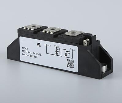 MCC44-08IO1B 晶闸管 - SCR - 模块