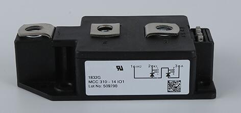 MCC310-08IO1 晶闸管 - SCR - 模块