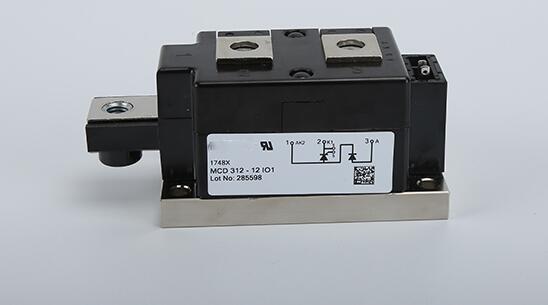 MCD312-12IO1 晶闸管 - SCR - 模块