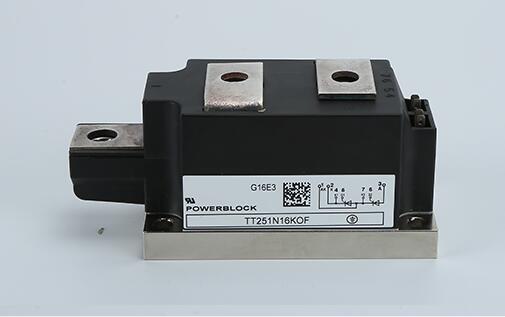 TT251N16KOFHPSA1 晶闸管 - SCR - 模块