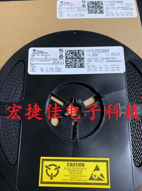 稳压器TLV70218DBVR原装热卖!