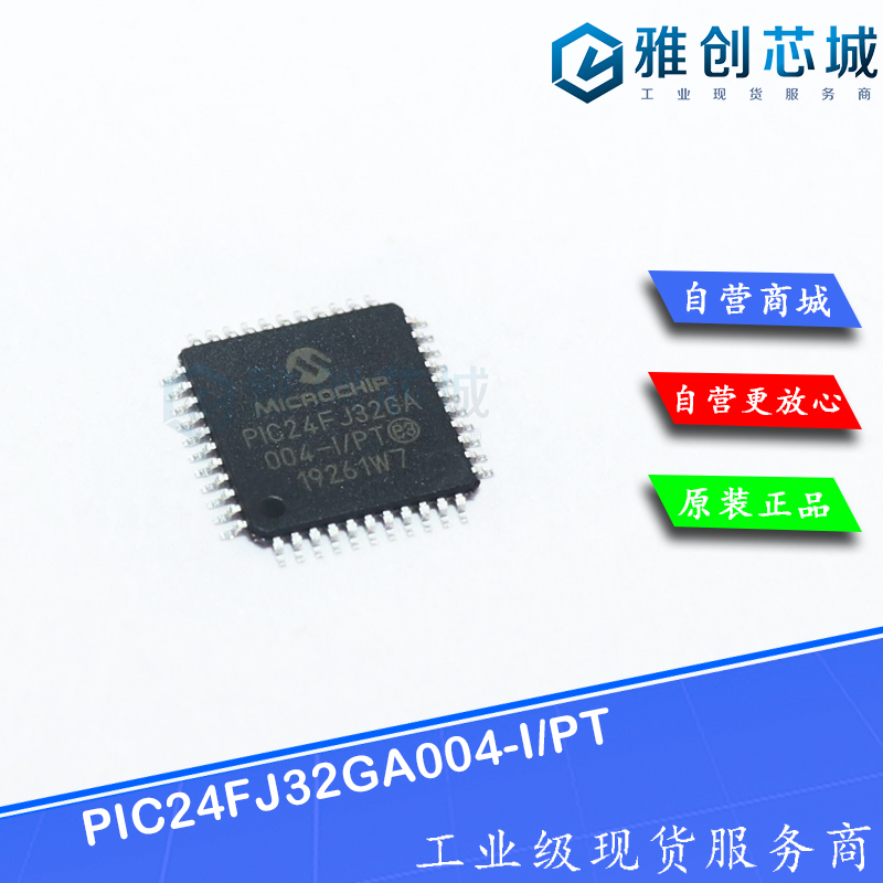 PIC24FJ32GA004-I/PT