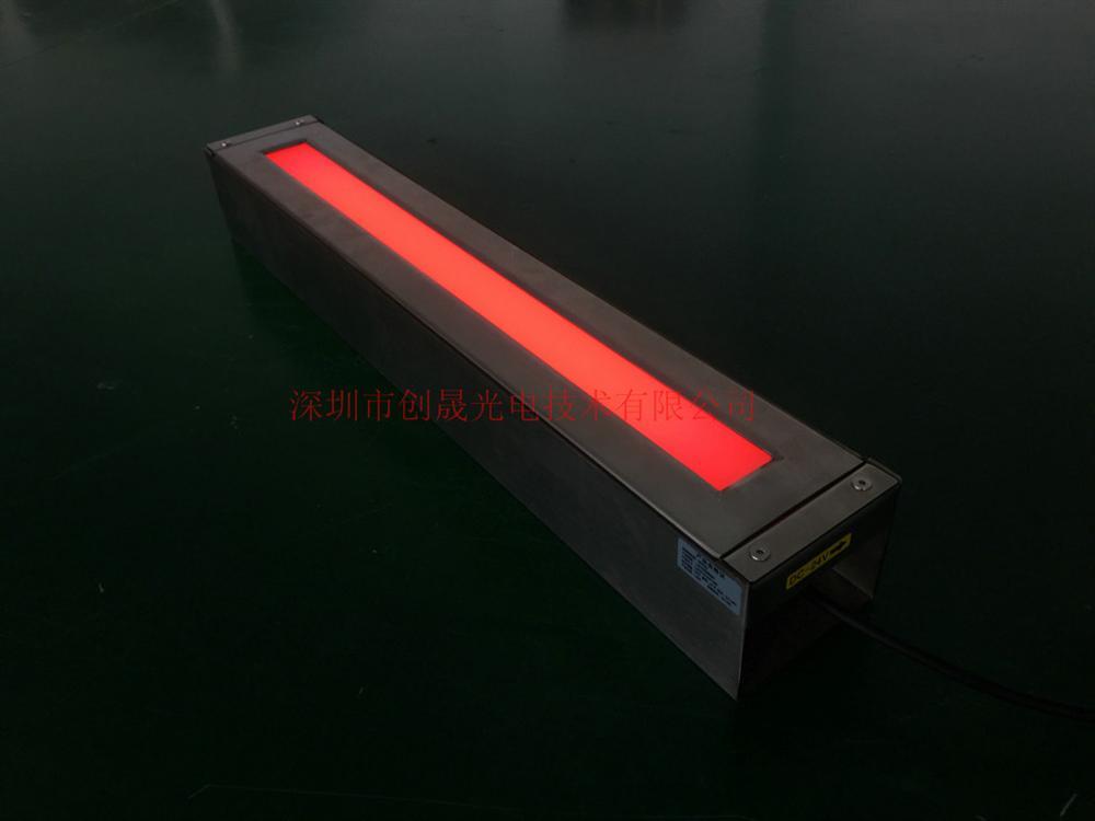 LED发光地砖灯-LED暖色埋地灯