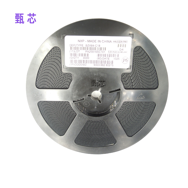 供应BZX84-C18 稳压二极管