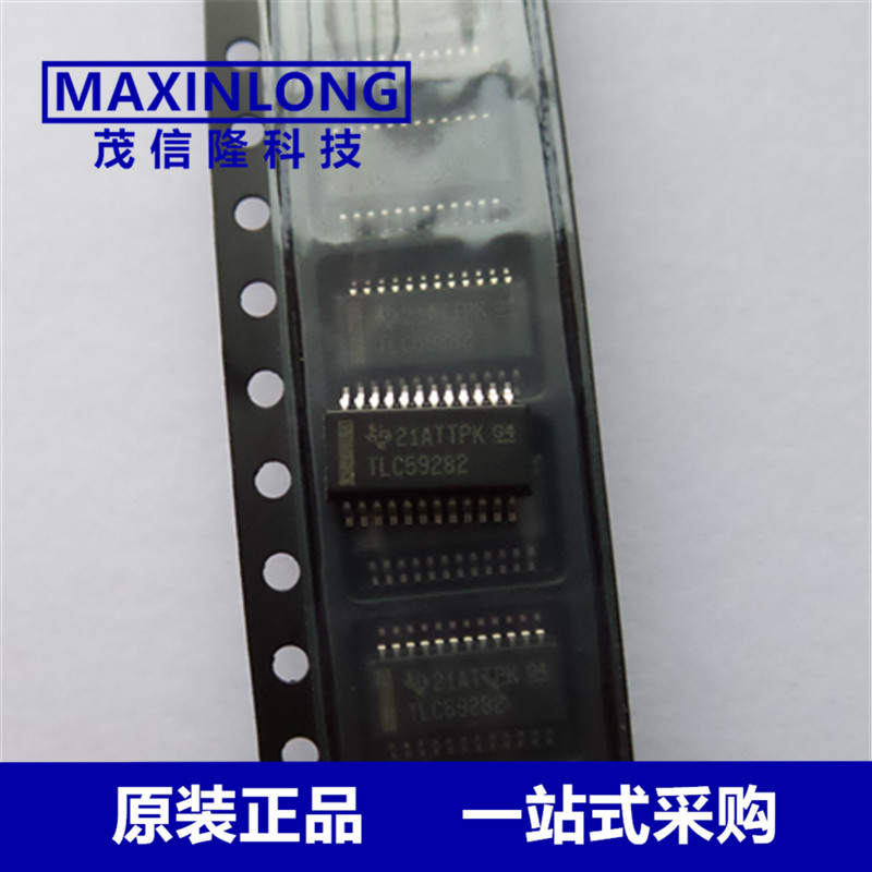 TLC59282DBQR TI 24SSOP LED驱动器