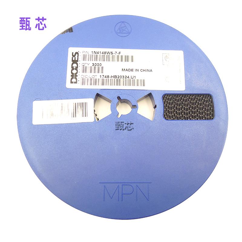 供应1N4148WS-7-F 开关二极管