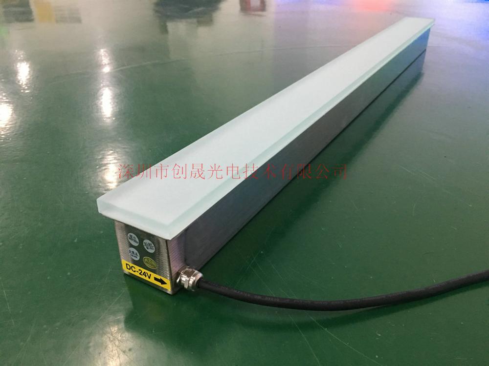 LED条形发光砖、深圳LED广场地砖灯定制