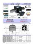 意大利AEP 旋转扭矩传感器 (动态扭矩传感器)  RT2  RT2-RT2A  5000Nm