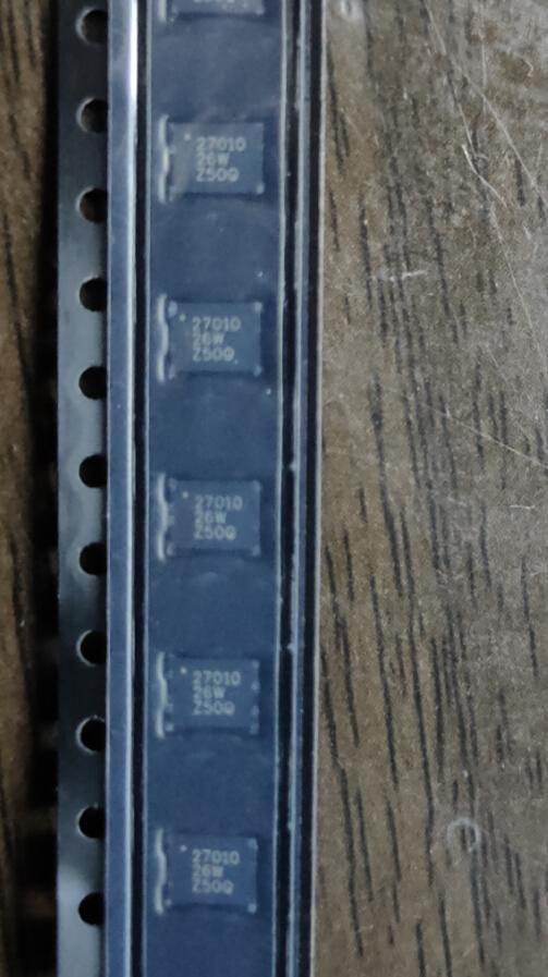 进口原装正品BQ27010DRKR