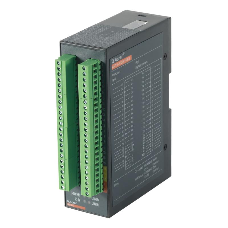 供应安科瑞ARTU-J16 遥控单元 16路继电器输出 双路通讯 时间记录