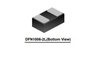 ESD9B5VL-2/TR韦尔ESD静电二极管免费送样