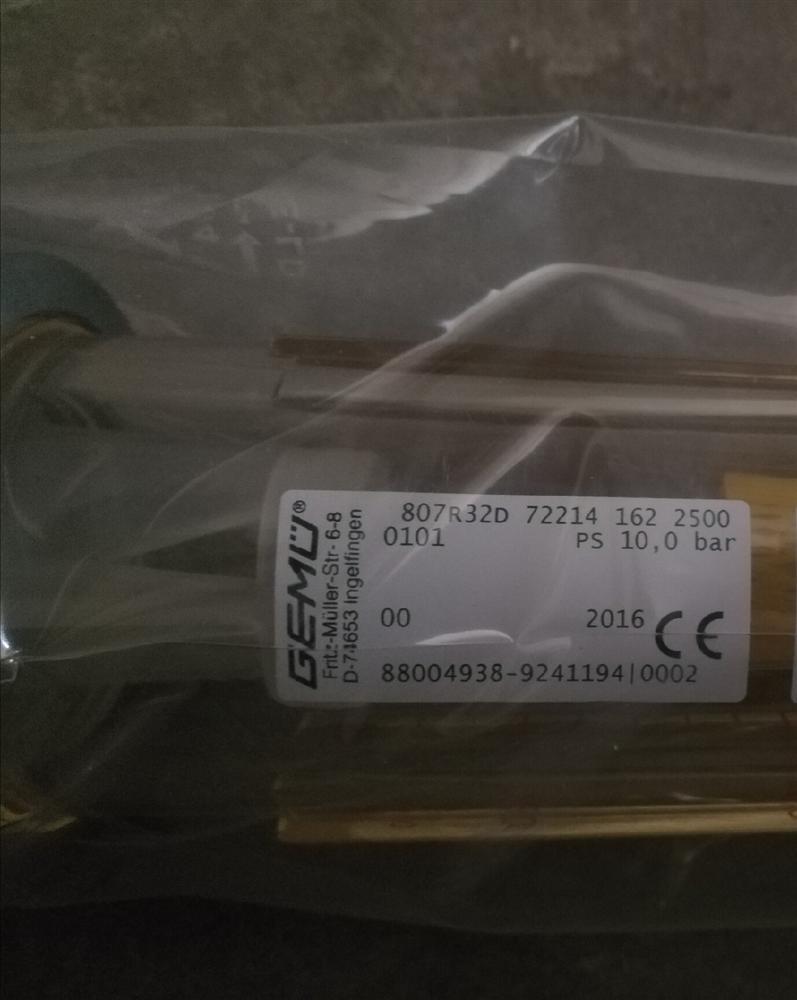 浮子流量�GEMU�w米 807R50D(�y量范��1000-10000)807R32D(�y量范��200-2500)