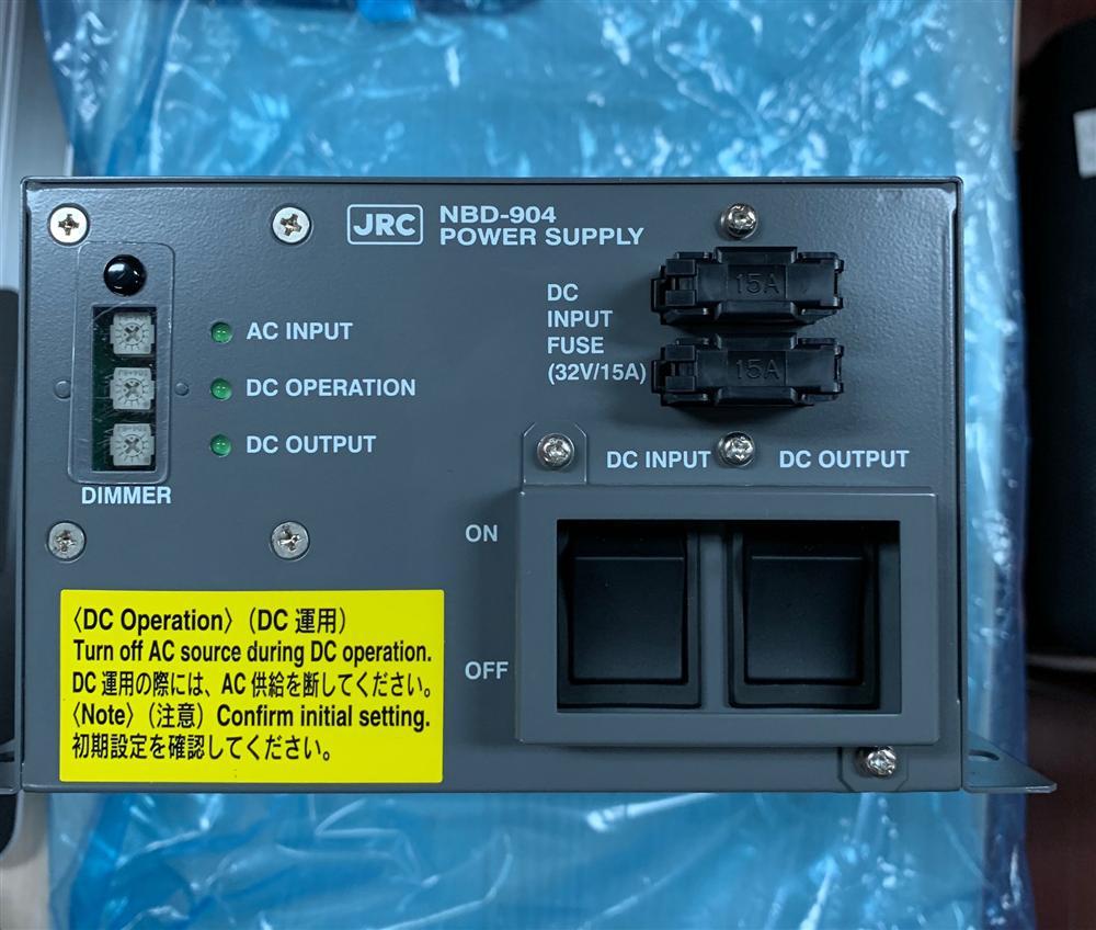 日本JRC/NBD-904  DC��� GMDSS通�гO�浣恢绷麟�源 JUE-87C