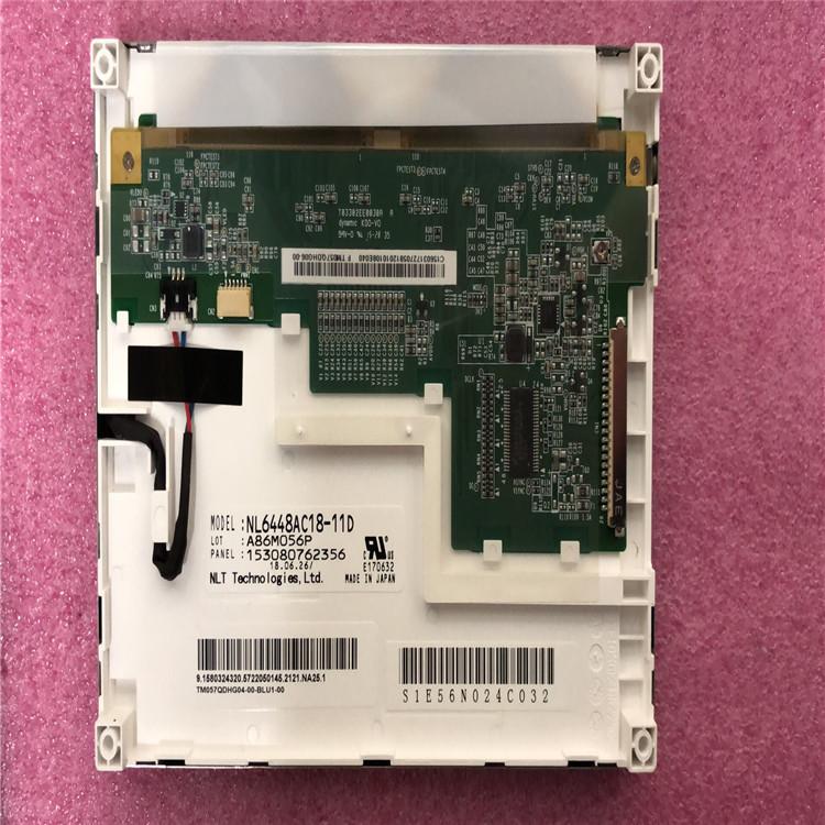 NL6448AC18-11D NLT5.7寸工业显示屏 欢迎咨询