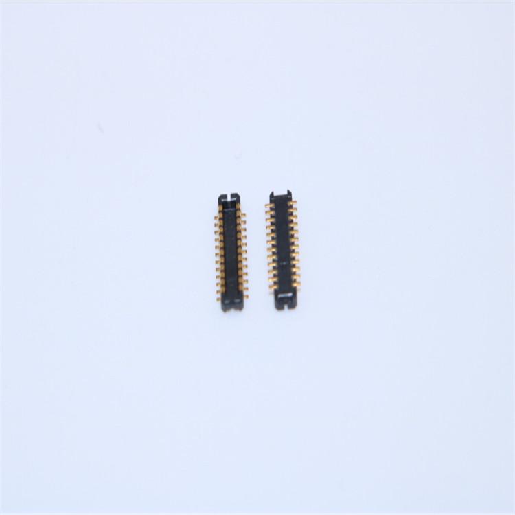 兼容广濑DF37C-10DP-0.4V 10 24 30 40 50 60PIN公座板对板连接器