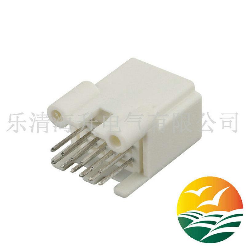 白色连接器接插件1473898-1