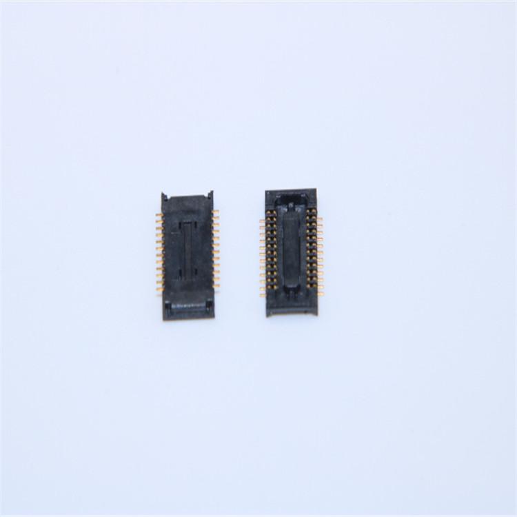 替代广濑DF30FC-24DS-0.4V母座 10 24 30 40 50 60PIN超薄板对板连接器