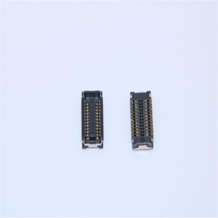 兼容WP3-S024VA1母座JAE 10 24 30 40 50 60PIN板对板连接器