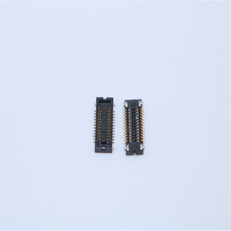 兼容松下AST502410母座10 24 30 40 50 60 70PIN板对板连接器