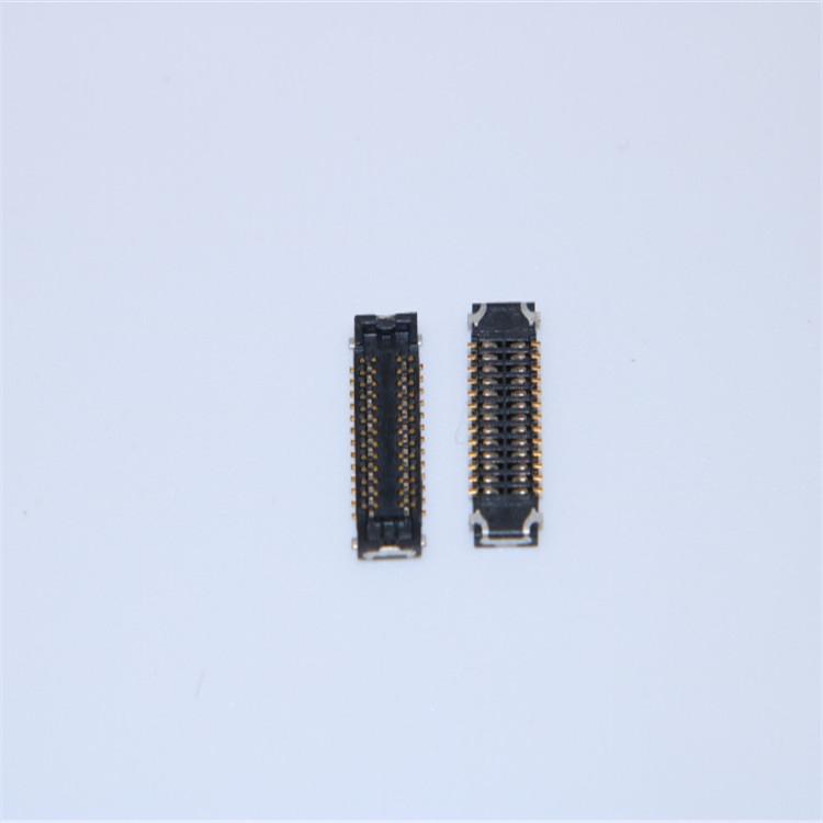 代替松下AXE326124公座 10 24 30 40 50 60PIN贴片板对板连接器