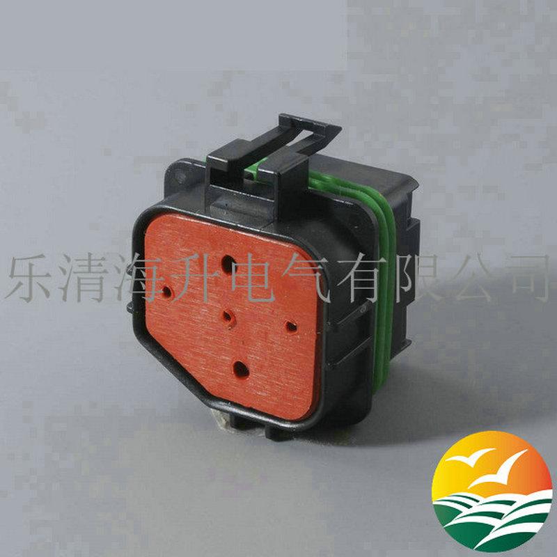 黑色�B接器接插件12065685