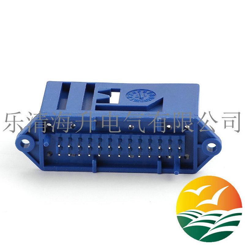 26孔�B接器接插件185226-2