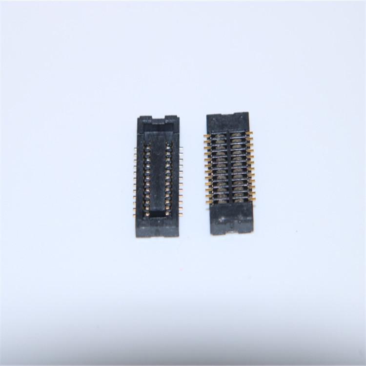 代替GB042-24S-H10母座 10 24 30 40 50 60PIN贴片LG板对板连接器