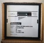 英国MULTITEK 电度表 M600-WM4  35096-009