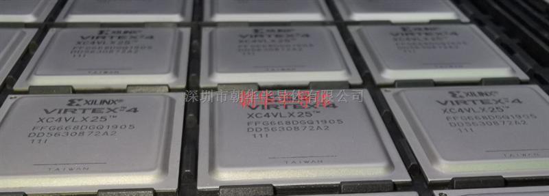 XC4VLX25-10FF668I